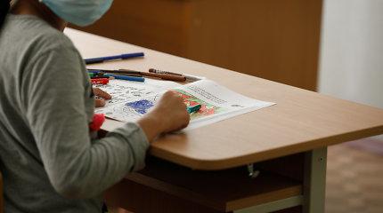 Vaikai iš Afganistano jau taria pirmuosius lietuviškus žodžius, o mokymas startuos spalį