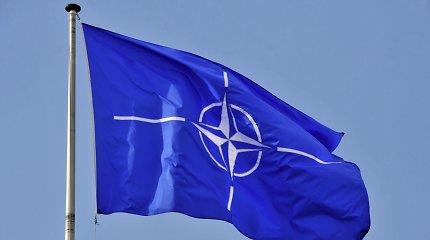 Juodojoje jūroje vyksta Ukrainos ir NATO sąjungininkių pajėgų bendri mokymai