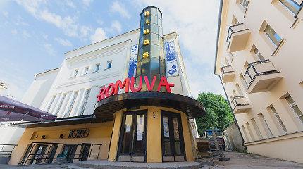 """Kino teatro """"Romuva"""" prieigų kasinėjimas baigėsi plano """"Skydas"""" įvedimu"""