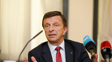 Buvęs KTU rektorius P.Baršauskas pralaimėjo bylą prieš VTEK
