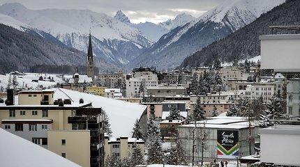 G.Nausėda vyksta į Pasaulio ekonomikos forumą Davose