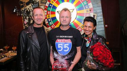 """""""Bix"""" bare – Sauliaus Urbonavičiaus-Samo 55-asis gimtadienis"""