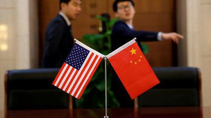 Pekinas: Kinija nepretenduoja į JAV vietą pasaulinėje arenoje