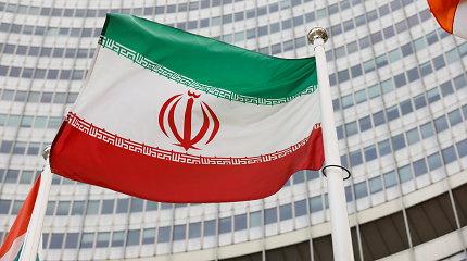 """JAV: """"nėra požymių"""", kad Iranas norėtų grįžti prie derybų dėl branduolinio susitarimo"""