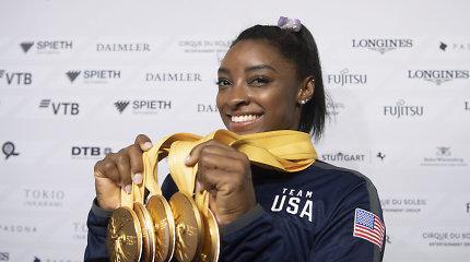 Medalių prognozė: olimpinėse žaidynėse lyderiais bus JAV ir Kinija
