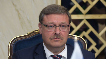 Maskva: galimai planuojamos JAV kiberatakos prieš Rusiją pažeidžia tarptautinę teisę