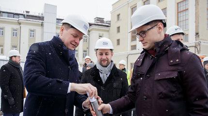 Vilniuje pradedamas atnaujinti Energetikos ir technikos muziejus