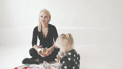 Renata Jampolskė primena, kaip apsaugoti savo vaiką nuo pavojingos infekcijos