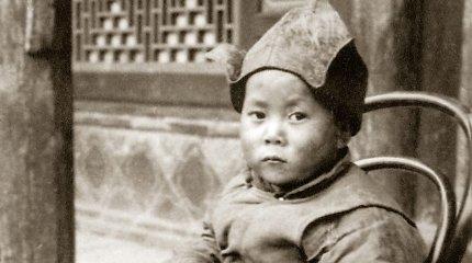 Dalai Lama – biografinis pasakojimas. Kaip ketverių metų berniukas tapo Tibeto karaliumi