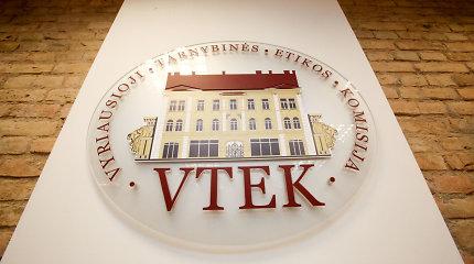 VTEK: pradedantis veikti Privačių interesų registras užtikrins lengvesnį deklaravimą