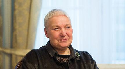 """Metų vertėjo krėslo premijos laureatė Irena Aleksaitė: """"Kiekviena knyga turi savo likimą"""""""