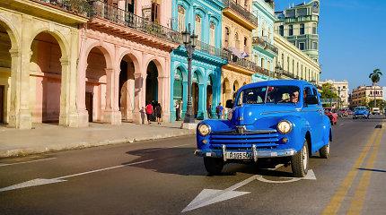 Charizmatiška Kuba: egzotika, kurios norisi paragauti, kol neišnyko