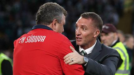 """Prie """"Leicester City"""" vairo turėtų stoti treneris, vasarą skriaudęs """"Sūduvą"""""""