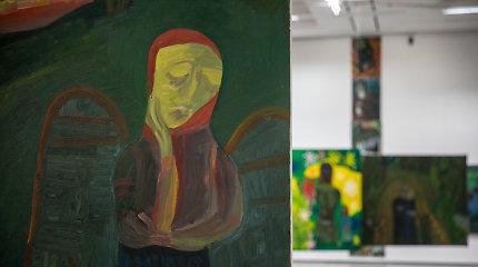 Menininkas ir jo dirbtuvė. Augustino Savicko darbų paroda Nacionalinėje dailės galerijoje