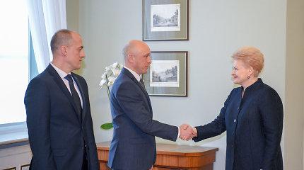 Saulius Urbanavičius nebenori vadovauti STT, prezidentė nauju vadovu siūlo Žydrūną Bartkų