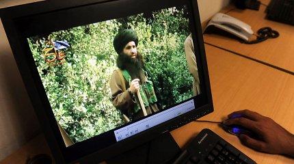 Pakistano Talibanas paskyrė naują lyderį į nukautoFazlullah vietą