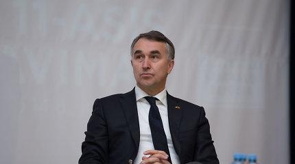 Liberalų kirčiai P.Auštrevičiui: gavo svarbiausią poziciją, bet sėdi ir tyli