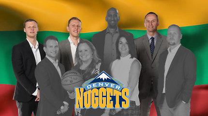 Lietuvių pasaka Amerikoje: kaip trys tautiečiai NBA iškasė aukso grynuolį