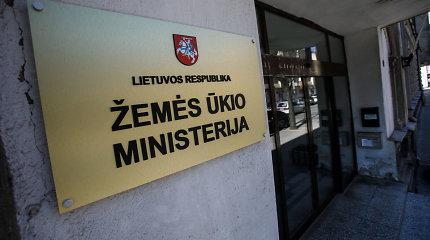ŽŪM kėlimas į Kauną: Andrius Palionis sako, kad ministerijos smegenys lieka Vilniuje