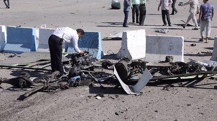 Pietryčių Irane per mirtininko išpuolį žuvo du žmonės