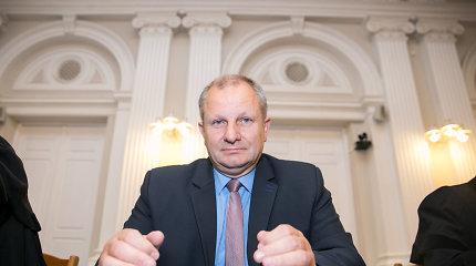 LVAT nespręs, ar K.Komskis sulaužė savivaldybės tarybos nario priesaiką