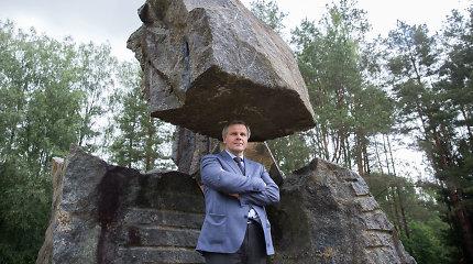 """Europos parko įkūrėjas G.Karosas čia paminėjo ir savo 50-metį: """"Menas neturi stengtis įtikti žmogui"""""""