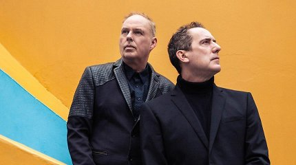 """Legendinė britų elektroninės muzikos grupė """"OMD"""" išleido naują singlą"""