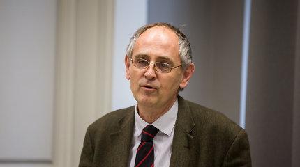 Edwardas Lucasas: Drąsi Lietuvos pozicija nusipelnė palaikymo