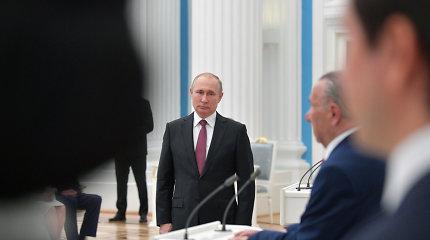 Markas Galeotti: Vladimiro Putino autokratija virsta šnipokratija