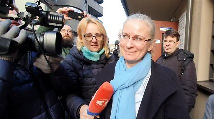 Lietuvos apeliacinis teismas: N.Venckienės bylą nagrinės Panevėžio apygardos teismas