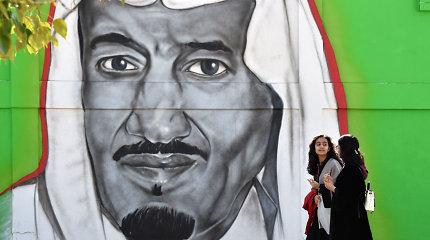 """Saudo Arabijoje dėl """"tėvynės išdavimo"""" įvykdyta egzekucija trims kariams"""