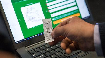 VMI kvitų loterija: kodėl 34 prizus laimėjo to paties kasos aparato išduoti kvitai?