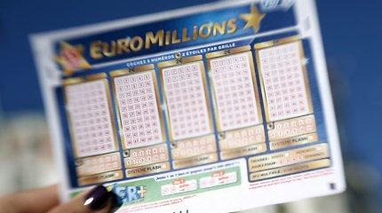 Tūkstančius laimėjusį loterijos bilietą už 150 eurų nusipirkę sutuoktiniai nuteisti dėl sukčiavimo