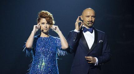 """E.Jennings ir J.Didžiulis siūlo viešinti """"Eurovizijos"""" komisijos balsavimą: """"Norisi skaidrumo"""""""