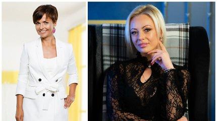 """Audrė Kudabienė apie darbą su Mia: """"Ji prisidirba kiekviename filmavime"""""""