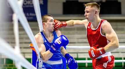 Kaune prasidėjo tarptautinis Algirdo Šociko bokso turnyras