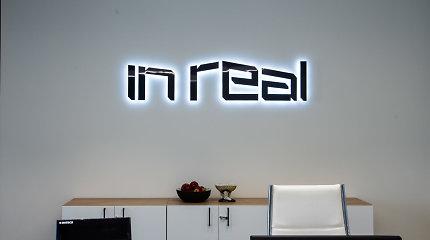 """""""Inreal"""": kai kuriuos projektus pristabdėme ilgesniam laikui"""