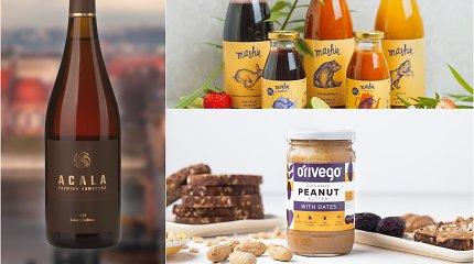 Susipažinkite: maži, veržlūs maisto prekių ženklai kartais nė neatpažįstami kaip lietuviški