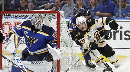 NHL Stanley taurės finale prireiks septinto mačo