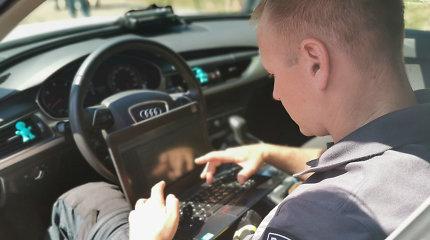 Kauno policijai įkliuvo devyniolikmečiai: vienas prisilakstė su BMW, kitas vairavo girtas