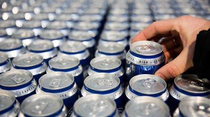 Kasmet lietuviai užsienyje įsigyja 50 mln. litrų alaus: dažniausiai perka Lenkijoje