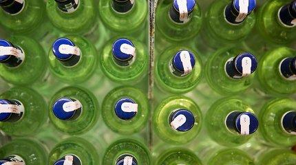 Seimas spręs, ar Lietuvoje uždrausti stiprų alkoholį labai mažoje taroje