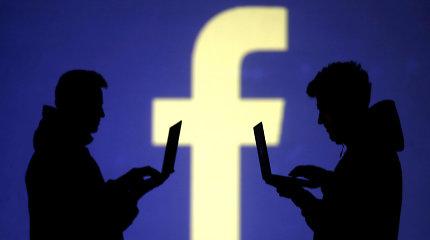 """""""Facebook"""" prieš JAV rinkimus griežtins politinės reklamos taisykles"""
