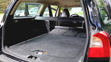 "Vilnietis suprato, kad ""Volvo"" visgi reikėjo rakinti: iš bagažinės dingo kasa su PVM faktūromis"