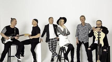 """40-metį švenčianti grupė """"Studija"""" pristato pirmą naujausio albumo dainą"""