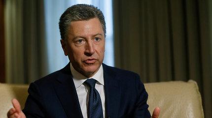 Buvęs JAV diplomatas K.Volkeris dirbs G.Žiemelio grupės įmonės valdyboje Ukrainoje