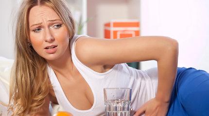 Gydytoja – apie pasekmes, kurias sukelia virškinimo sutrikimų savigyda: neignoruokite simptomų!