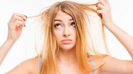 Plaukų priežiūra rudenį: ką daryti, kad jie nesausėtų, neskilinėtų ir neslinktų