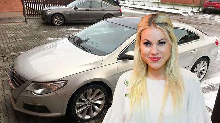 """Nijolė Pareigytė parduoda automobilį """"Volkswagen Passat CC"""""""