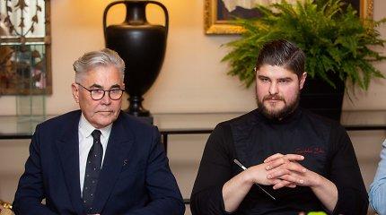 """Pokyčiai """"Stiklių"""" restorane: naujas šefas, degustacinis meniu ir lietuviškos virtuvės tapatybės paieškos"""
